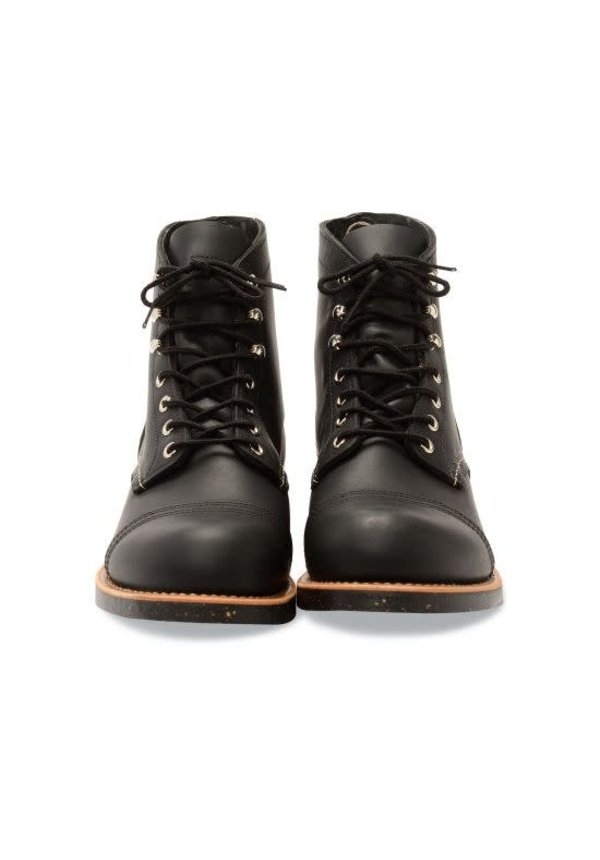 Red Wing 8114 Iron Ranger Black Harness