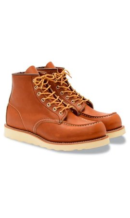 Red Wing Red Wing 875 Classic Moc Toe Oro Legacy