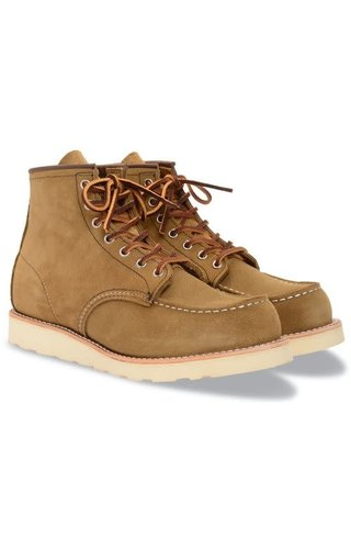 Red Wing Red Wing 8881 Classic Moc Toe Olive Mohave