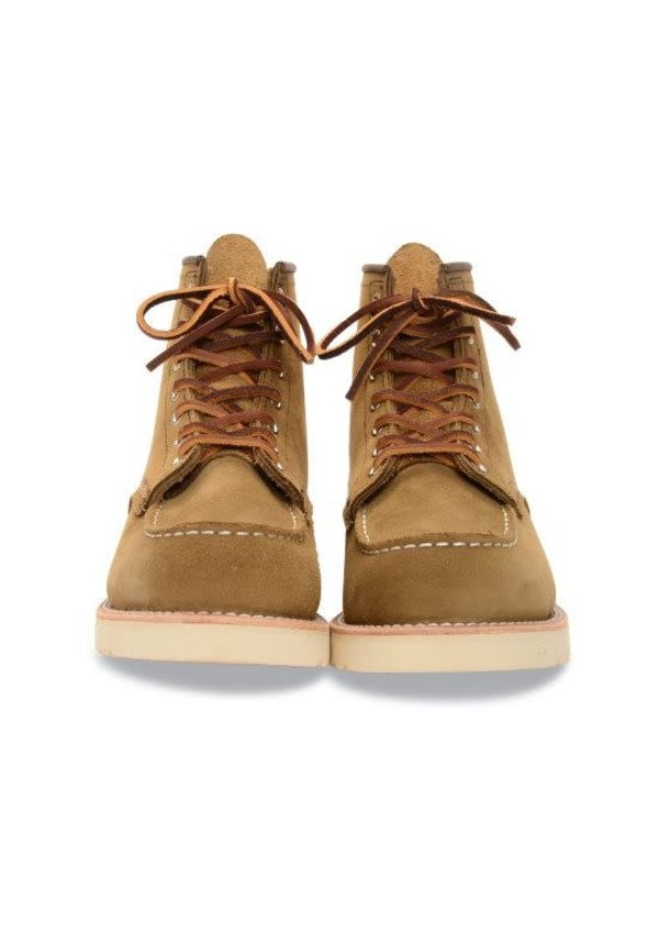 Red Wing 8881 Classic Moc Toe Olive Mohave