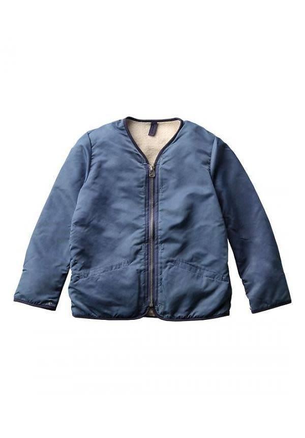 Soulive Artisan Liner Jacket Dark Indigo