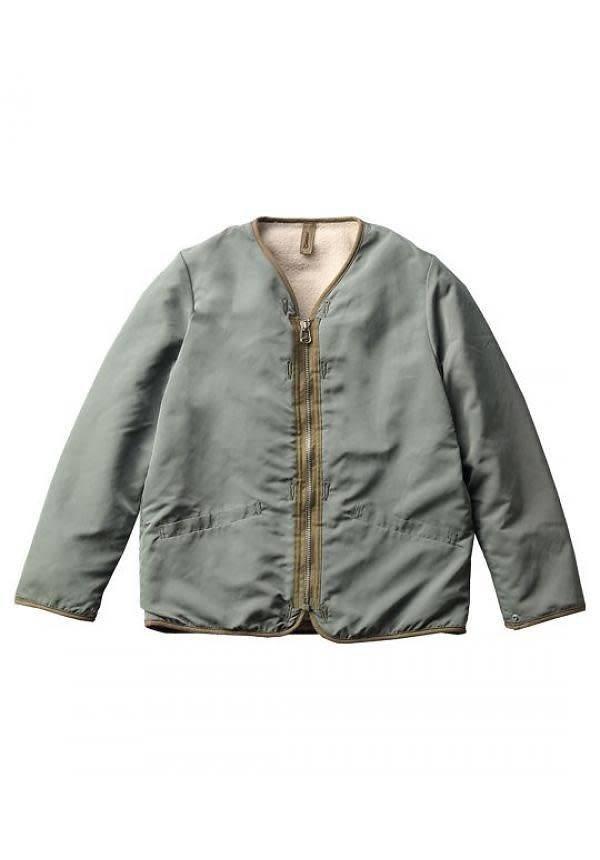 Soulive Artisan Liner Jacket LT Olive