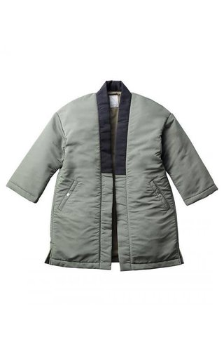 Soulive Soulive Flight Haori Jacket AR Olive