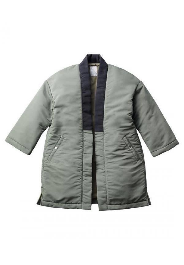 Soulive Flight Haori Jacket AR Olive
