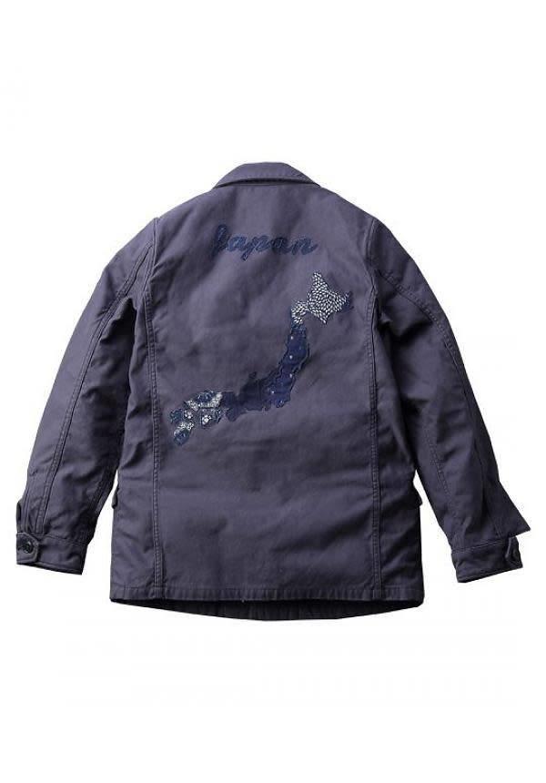 Soulive JP.M Field Jacket Navy