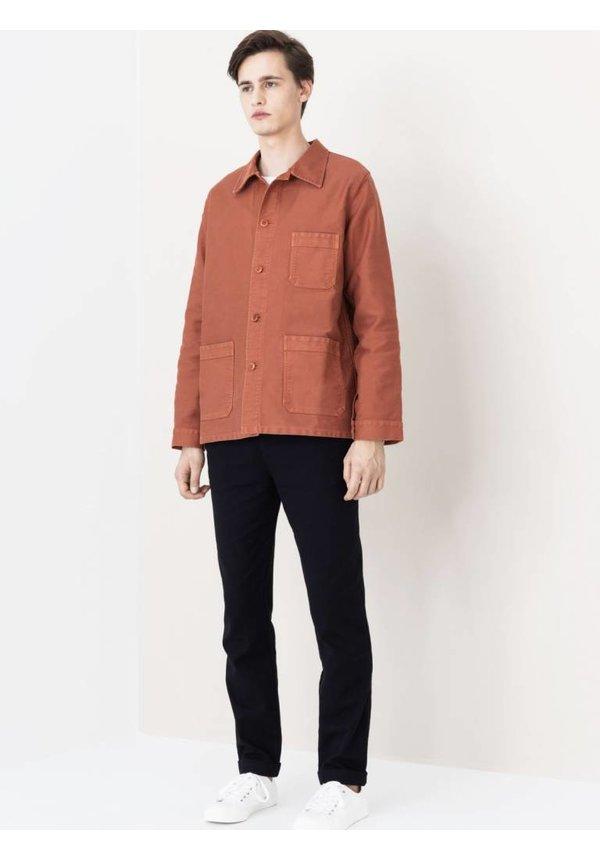 Genuine Work Jacket Brick