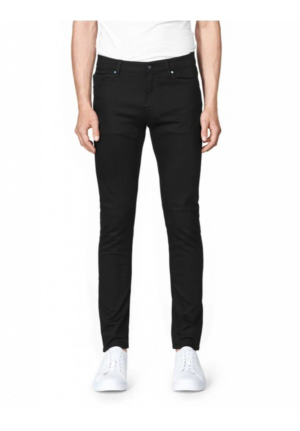 Evolve Cotton Jeans Black