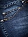 Evolve Cotton Jeans 21F Medium Blue