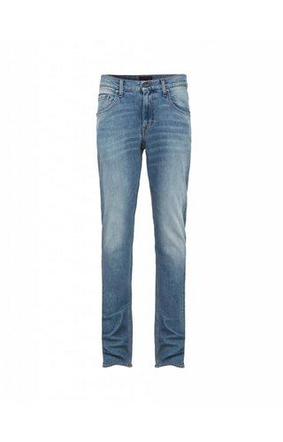 Tiger of Sweden Tiger Of Sweden Evolve Cotton Jeans Medium Blue