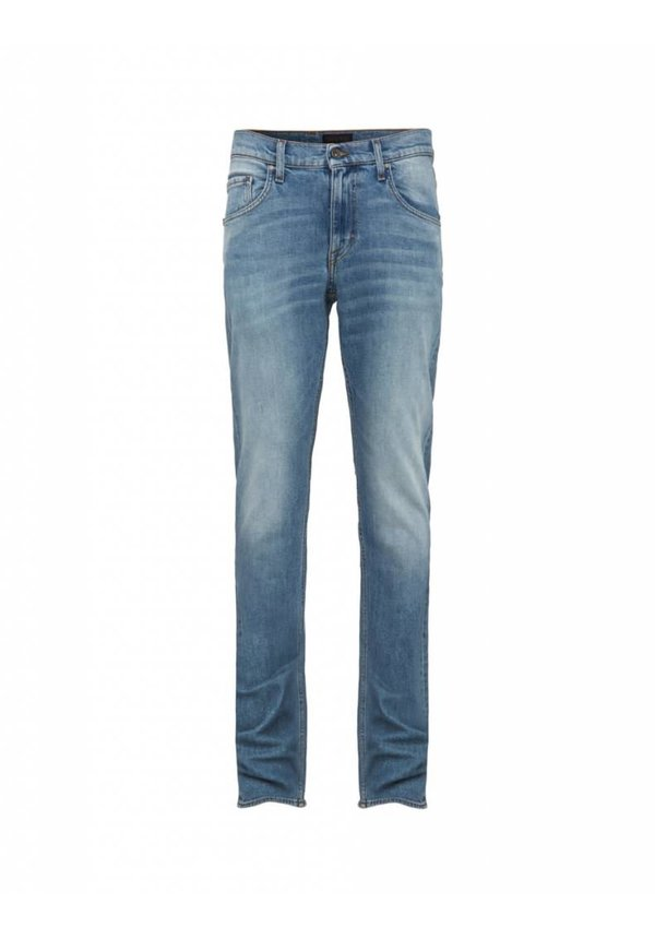Evolve Cotton Jeans Medium Blue