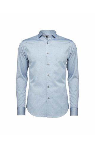 Tiger of Sweden Tiger Of Sweden Farrell Cotton Shirt Blue 001