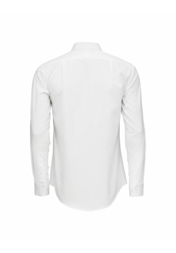 Farrell Cotton Shirt Pure White