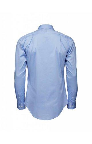 Tiger of Sweden Tiger Of Sweden Farrell Cotton Shirt Blue 63Z