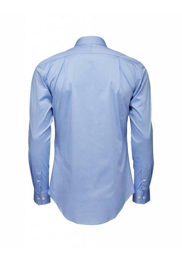 Farrell Cotton Shirt Blue 63Z