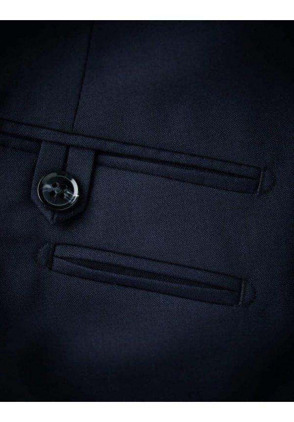 Herris Wool Pants 2U8 Sky Captain