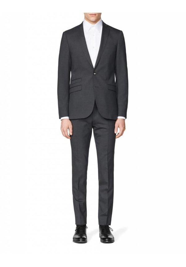 Herris Wool Pants Fur 061