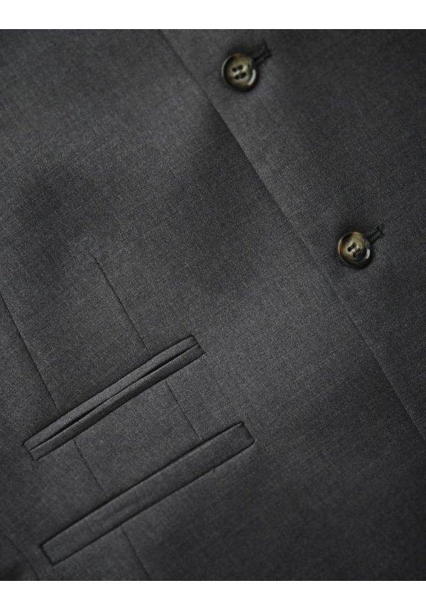 Jeds Wool Waistcoat Fur