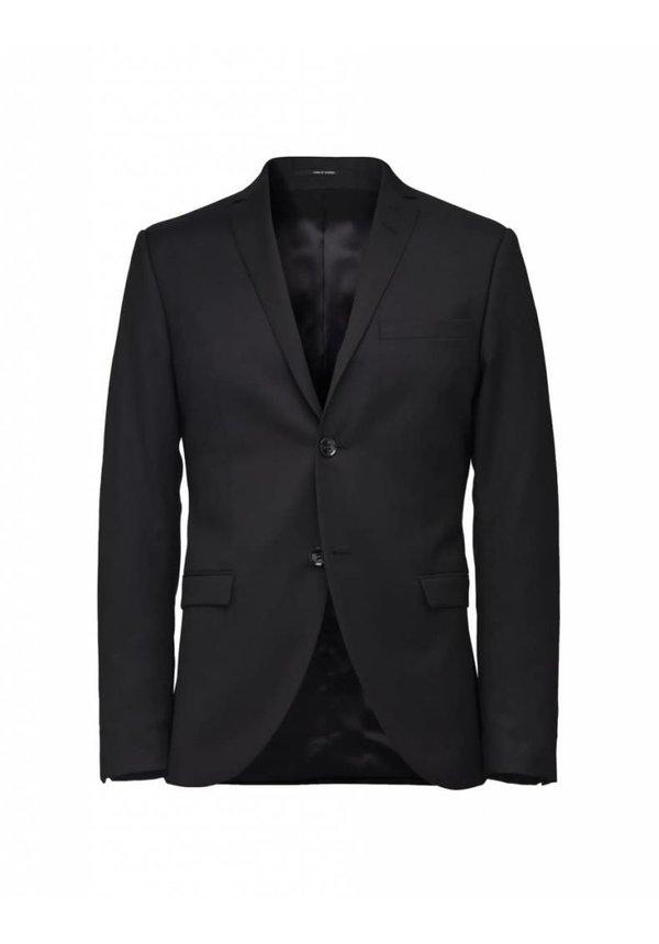 Jil Blazer Wool Black