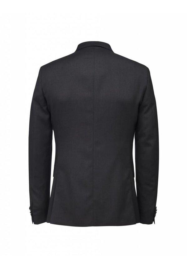 Jil Blazer Wool 059 Dark Grey