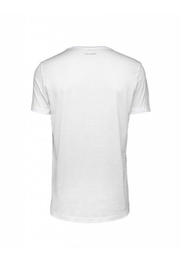 Legacy Cotton T-shirt Bight White