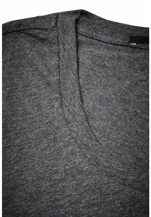 Legacy Cotton T-shirt Grey