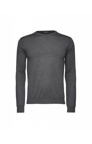 Tiger of Sweden Tiger Of Sweden Matias Wool Pullover 1A5 Grey Street