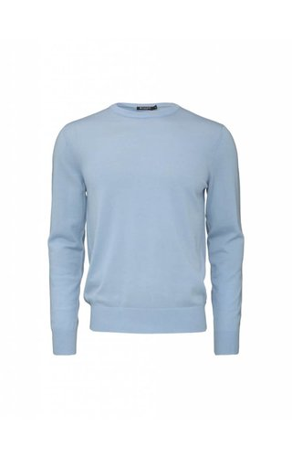 Tiger of Sweden Tiger Of Sweden Matias Wool Pullover 2D1 Blue Blush