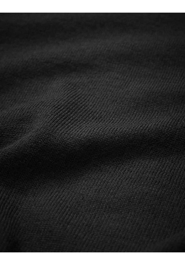 Matias Wool Pullover Black