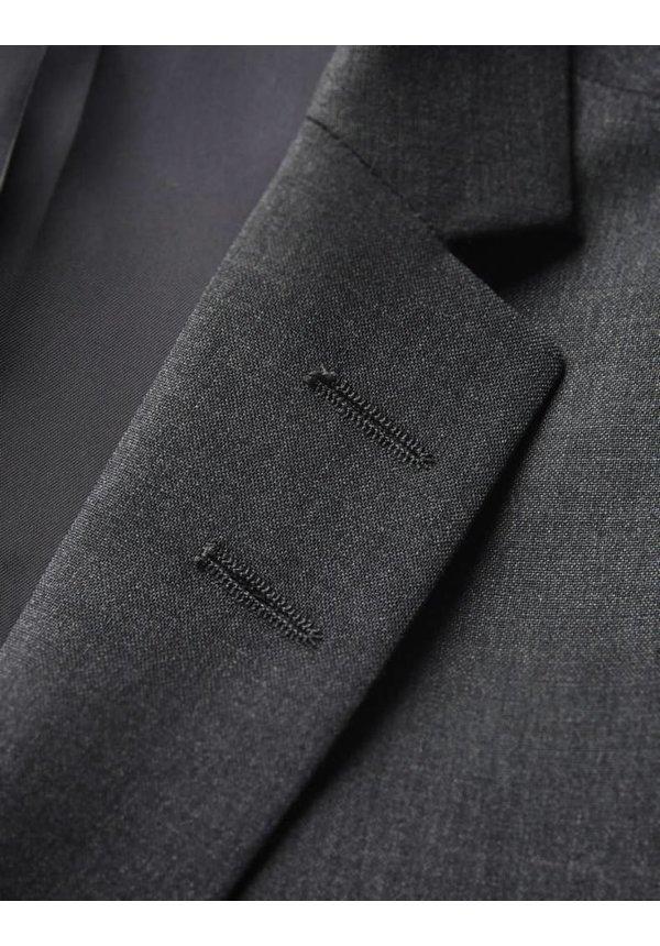 Nedvin Wool Blazer Fur