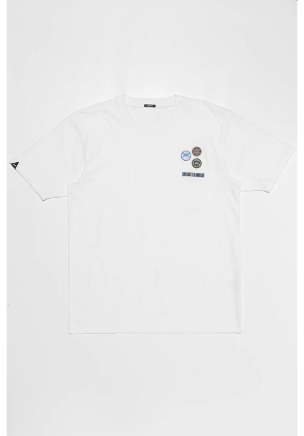Honour Tee CJ Optic White