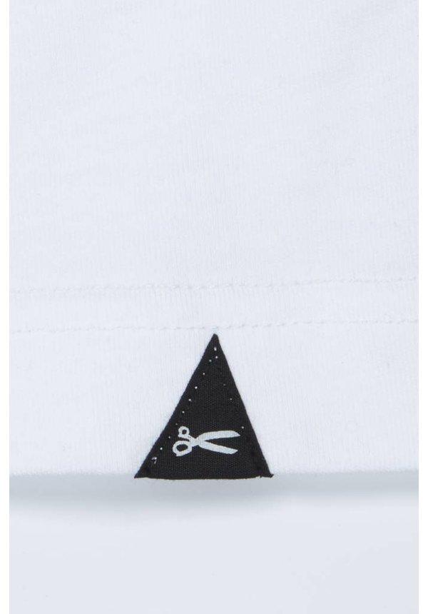 Denham Meteor Tee DSC Optic White