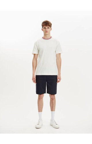 Libertine-Libertine Libertine Libertine Action Sweat Tee White