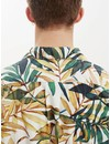 Cave S/s Green Palm