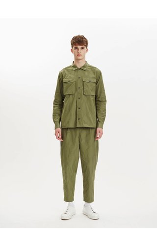 Libertine-Libertine Libertine Libertine Devotion Overshirt Olive Green