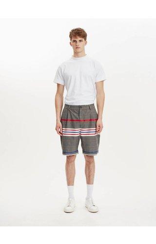Libertine-Libertine Libertine Libertine Gibbon Shorts Check Stripe