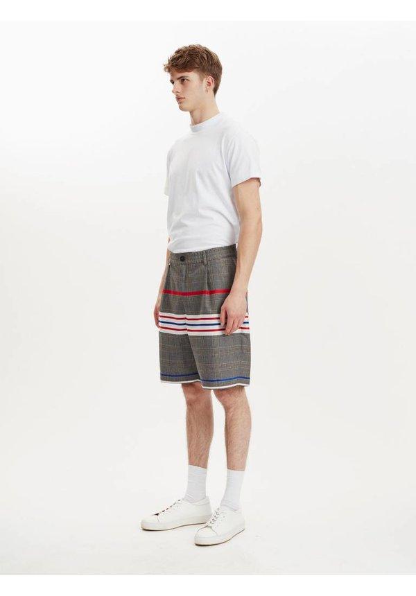 Gibbon Shorts Check Stripe