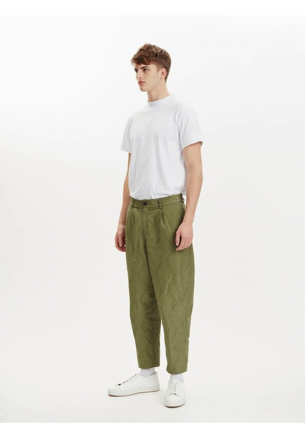 Helterskelter Trousers Olive Green