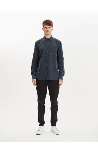 Libertine-Libertine Libertine Libertine Lynch Shirt Dark Navy