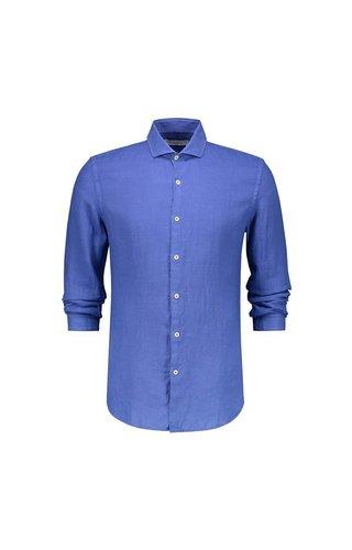 The Good People The Good People La Vie Shirt Linen Garment Indigo