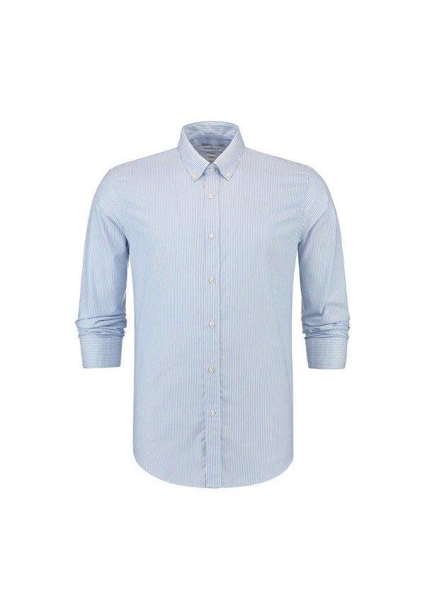 Oxford Shirt Stripe Light Blue