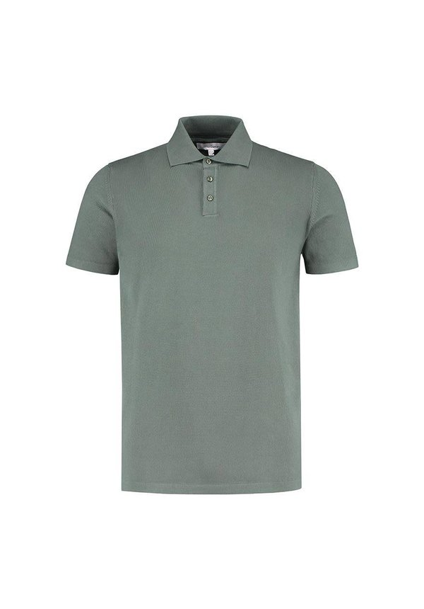 The Good People Polo Knit Green