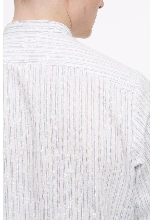 Compton White Aquarian Stripe