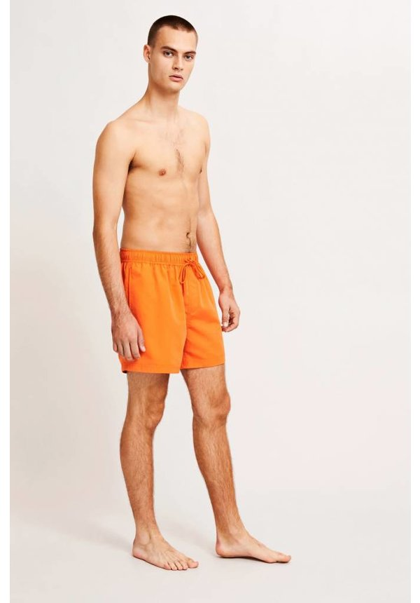 Samsoe Samsoe Mason Swim Shorts Puffins Bill