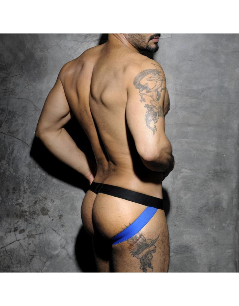 Addicted ADDICTED Fetish Mesh Jockstrap blau