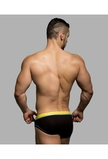 Andrew Christian Andrew Christian Almost Naked Cotton Brief schwarz