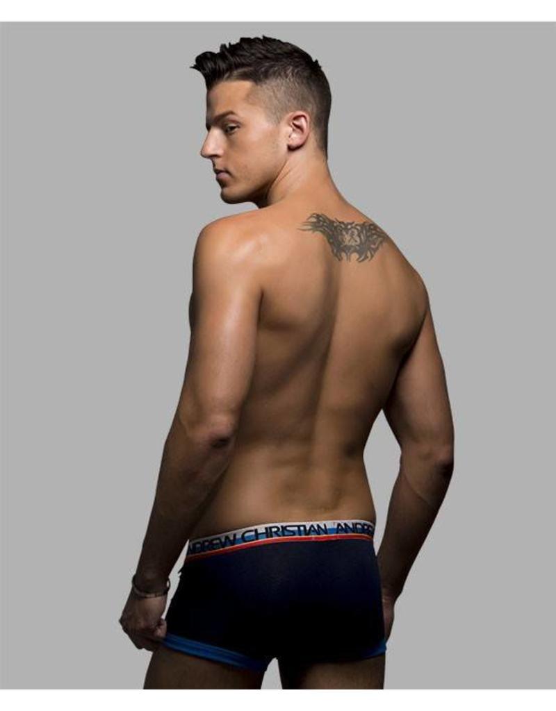 Andrew Christian Andrew Christian Almost Naked Boxer navy