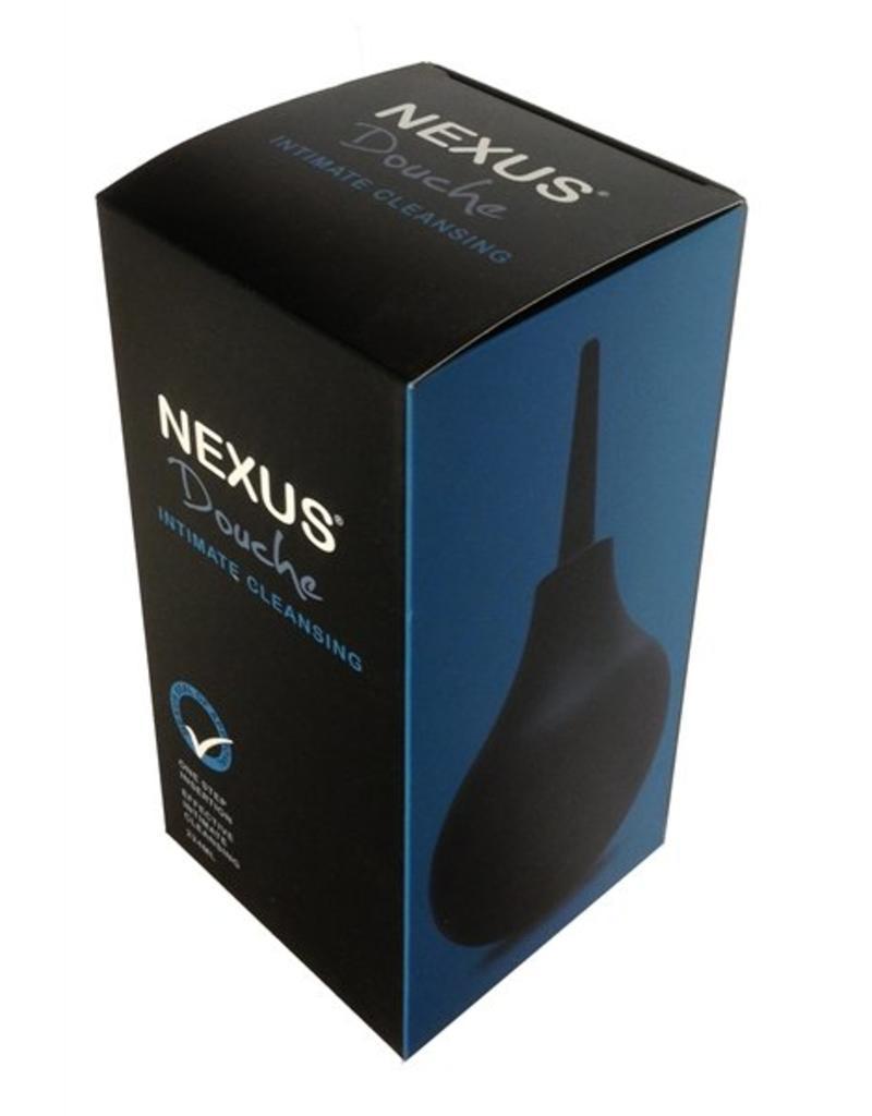 Nexus Anal Klistier schwarz