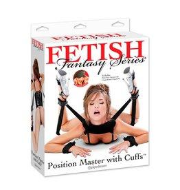 Fetish Fantasy Position Master mit Handfesseln