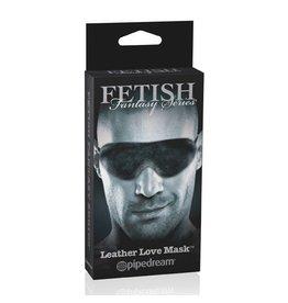 Fetish Fantasy Series Fetish Fantasy Limited Edition Ledermaske