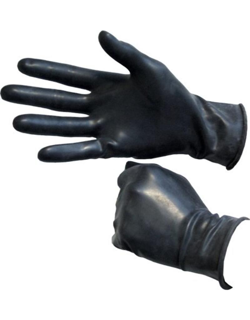 Mister B Mister B Rubber Handschuhe Black